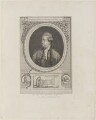 Edward Gibbon, by John Hall, published by  William Strahan, and published by  Thomas Cadell the Elder, after  Sir Joshua Reynolds - NPG D14751