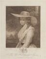 Lavinia Spencer (née Bingham), Countess Spencer, by Bonnefoy, published by  Emanuel Matthew Diemar, after  Sir Joshua Reynolds - NPG D14776