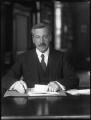Herbert Louis Samuel, 1st Viscount Samuel, by Bassano Ltd - NPG x34470