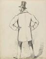 Unknown man, by Hon. Henry Richard Graves - NPG D18085(23)