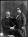 John Allsebrook Simon, 1st Viscount Simon; Kathleen (née Harvey), Viscountess Simon, by Bassano Ltd - NPG x81170
