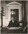 John Allsebrook Simon, 1st Viscount Simon, by Cecil Beaton - NPG x14207