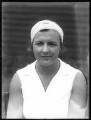 Betty May Nuthall, by Bassano Ltd - NPG x19494