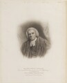 Samuel Parr, by Charles Picart, published by  T. Cadell & W. Davies, after  William Evans, after  John Opie - NPG D14793