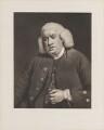 Samuel Johnson, after Sir Joshua Reynolds - NPG D14796