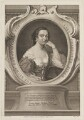 Lady Charlotte Finch (née Fermor), by Thomas Major, after  John Robinson - NPG D14798