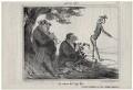Le retour de l'âge d'or., by Honoré Daumier - NPG D18087