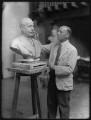 Sir William Reid Dick, by Bassano Ltd - NPG x31140