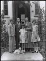 The Dick family, by Bassano Ltd - NPG x31138