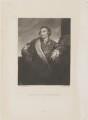George Spencer, 4th Duke of Marlborough, by Samuel William Reynolds, published by  Henry Graves & Co, after  Sir Joshua Reynolds - NPG D14845