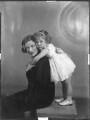 Maureen Constance Hamilton-Temple-Blackwood (née Guinness), Marchioness of Dufferin and Ava; Lady Caroline Blackwood, by Bassano Ltd - NPG x34689