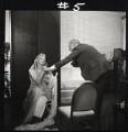 Marilyn Monroe; Cecil Beaton, by Ed Pfizenmaier - NPG x40279
