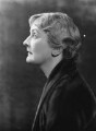 Dame Sybil Thorndike, by Bassano Ltd - NPG x19091