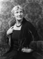 Dame Sybil Thorndike, by Bassano Ltd - NPG x19092