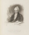 William Cowper, by Henry Meyer, published by  T. Cadell & W. Davies, after  Lemuel Francis Abbott - NPG D14901