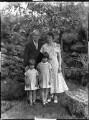 The King-Hall family, by Bassano Ltd - NPG x34671
