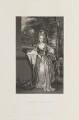 Lady Caroline Spencer (née Russell), Duchess of Marlborough, by James Scott, published by  Henry Graves & Co, after  Sir Joshua Reynolds - NPG D14921
