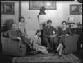 The Dick family, by Bassano Ltd - NPG x31143