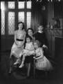 'The Eden family', by Bassano Ltd - NPG x80950