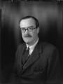 Sir Timothy Calvert Eden, 8th Bt, by Bassano Ltd - NPG x80953