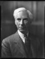 Bertrand Arthur William Russell, 3rd Earl Russell, by Bassano Ltd - NPG x81294