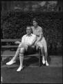 (William Jocelyn) Ian Fraser, Baron Fraser of Lonsdale; Hon. Jean Fraser, by Bassano Ltd - NPG x37198