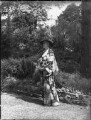 Florence (née Keane), Lady Flower, by Bassano Ltd - NPG x37157