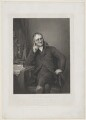 John Dalton, by William Henry Worthington, after  Joseph Allen - NPG D18095