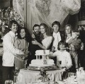 The wedding of Ringo Starr and Barbara Bach, by Terry O'Neill - NPG x126137