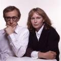Woody Allen; Mia Farrow, by Terry O'Neill - NPG x126154