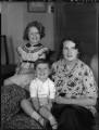 'The Pakenham family', by Bassano Ltd - NPG x80942