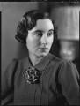 Susan Lorna Frankau (née Harris), by Bassano Ltd - NPG x31191