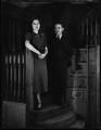 Susan Lorna Frankau (née Harris); Gilbert Frankau, by Bassano Ltd - NPG x31194