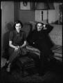 Susan Lorna Frankau (née Harris); Gilbert Frankau, by Bassano Ltd - NPG x31195