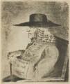 John Byrom, by Dorning Rasbotham - NPG D18110