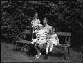 The Stockdale family, by Bassano Ltd - NPG x37084