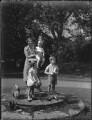 The Stockdale family, by Bassano Ltd - NPG x37086