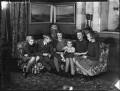 'The Douglas-Scott-Montagu family', by Bassano Ltd - NPG x75354