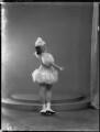 Hazel Franklin, by Bassano Ltd - NPG x30928