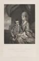 Elizabeth Herbert (née Spencer), Countess of Pembroke; George Augustus Herbert, 11th Earl of Pembroke, by Frederick Bromley, published by  Henry Graves, after  Sir Joshua Reynolds - NPG D15007