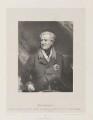 Sir Samuel Hulse, by Richard James Lane, published by  Charles Joseph Hullmandel, after  Samuel Lane - NPG D15019