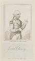 Henry Mordaunt Clavering, by James Hopwood Sr, published by  James Stratford, after  Thomas Rowlandson - NPG D15048