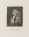 Jeffrey Amherst, 1st Baron Amherst, by James Scott, published by  Henry Graves, after  Thomas Gainsborough - NPG D15068