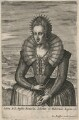 Anne of Denmark, after Unknown artist - NPG D18120