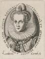 Anne of Denmark when Queen of Scotland, by Lambert Cornelis, after  Unknown artist - NPG D18122