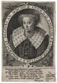 Anne of Denmark, by Crispijn de Passe the Elder - NPG D18124
