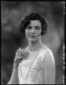 Hon. Janet (Gladys) Kidd (née Aitken), by Bassano Ltd - NPG x36676