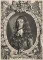 Charles Lewis (Louis), Elector Palatine, by Pieter de Jode II, after  Anselmus Hebbelynck - NPG D18147