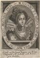 Princess Elizabeth, Queen of Bohemia and Electress Palatine, after Crispijn de Passe the Elder - NPG D18129