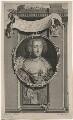 Princess Elizabeth, Queen of Bohemia and Electress Palatine, by Pieter Stevens van Gunst, after  Gerrit van Honthorst - NPG D18130